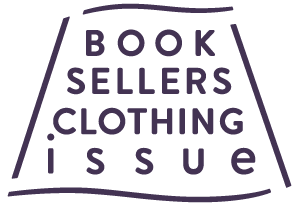 BOOKSELLERS CLOTHING issue